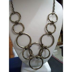 Necklace Madrid Gold Premier Designs